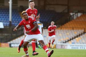 britt assombalonga not fazed by early return to nottingham forest with middlesbrough