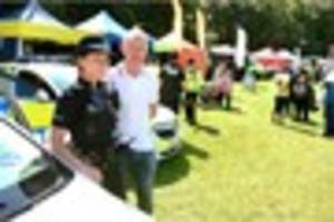 Our Heroes: Police officers put on fund-raiser for Donna Louise...