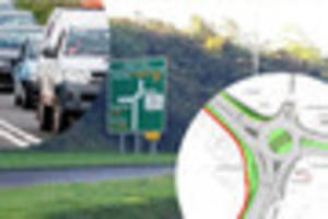 arch hill roadworks that will bring months of delays for drivers,...