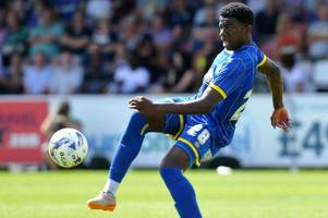 Former AFC Wimbledon player Christian Toonga jailed over drug offences following 2016 arrest in Sherborne