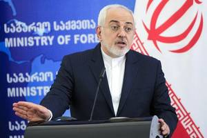 Iran's Zarif hopes Yemen war does not lead to Iran, Saudi conflict