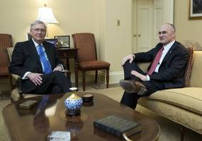 McConnell plans vote for FBI nominee Wray before August recess