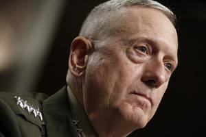 North Korean Official Newspaper Issues Angry Response To Mattis Call For Greater US Action