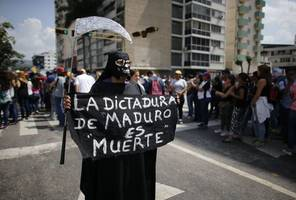 Venezuelan Opposition Calls For National Strike Amid Threats of Sanctions From US