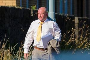Firefighter accused of sexual assault says there was a culture of banter at work