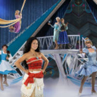 Disney's Smash Hits Moana and Beauty and the Beast Redefine Heroism as Part of Disney On Ice presents Dare To Dream