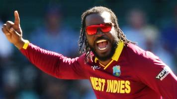 england v west indies: chris gayle could play in one-day series after 'amnesty'