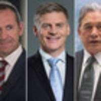 Vote 2017: Poll puts Bill English out in front but it's 'early days'