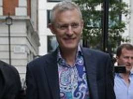 jeremy vine squirms as he's told he's 'grossly overpaid'