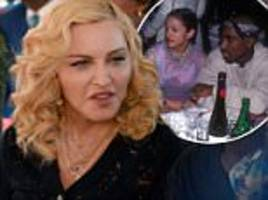madonna seeks to stop auction of tupac letter and panties
