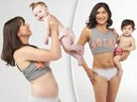 'We're the REAL yummy mummies': The mums fighting back