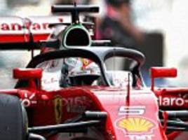 f1 cars to use 'halo' safety cockpit from next season