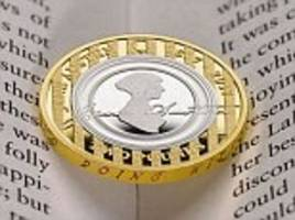 will jane austen £2 coin be valuable in the future?
