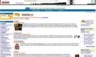 amazon launched 22 years ago this week — here's how the business has evolved