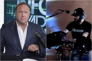 alex jones, trump and hipster music don't mix – but you'll love it anyway (videos)