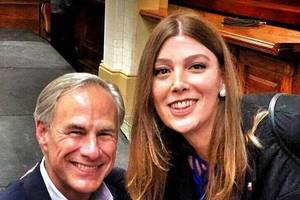 Trans Woman Shares Photo Op With Texas Gov in Genius Bathroom Bill Protest