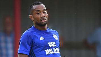 bodmin town 1-3 cardiff city: new bluebirds signing loic damour scores two