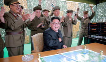 north korea holds public executions at schools and markets for prostitution, stealing electric cables