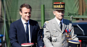 i won't let myself be f***ed: french armed forces chief resigns after clashing with macron