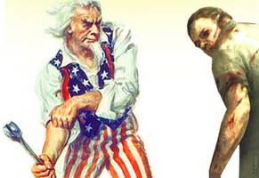 Zombies R Us: We, The People Are The Walking Dead Of The American Police State