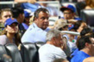 Summer Of Christie: NJ Governor Booed After Catching Foul Ball At Mets Game