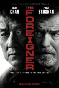 the foreigner - cast: jackie chan, pierce brosnan, charlie murphy, stephen hogan, lasco atkins, dino fazzani, jane thorne, niall mcnamee, dermot crowley