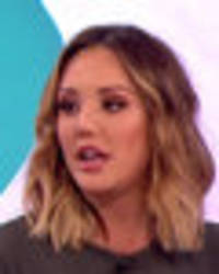 Charlotte Crosby re-lives ectopic pregnancy horror: 'I've lost so much blood'
