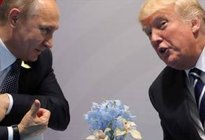 Analysis: Three theories about why Trump met secretly with Putin