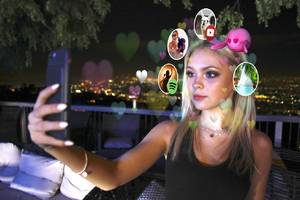 Augmented reality startup Blippar hopes to turn your face into a digital billboard
