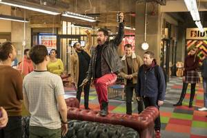 Loaded reverses Silicon Valley's failure formula, and embraces the comedy side of startups