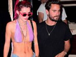 bella thorne and scott disick enjoy second date in nyc