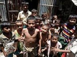 rohingya left in limbo after crackdown on smuggling routes
