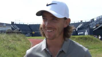 The Open 2017: Tommy Fleetwood says he used to sneak on to Royal Birkdale as a kid