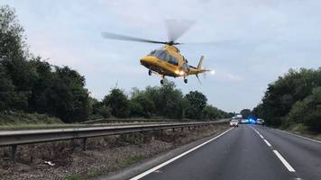 Woman killed on dual carriageway is identified