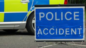 man, 83, dies and woman hurt in a55 dobs hill crash