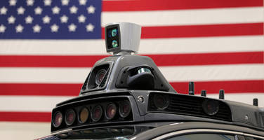 Self-driving cars could hit US roads before federal laws are in place