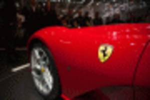 ferrari f1 drivers are the only employees allowed to purchase a new ferrari