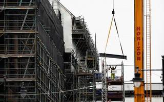 morgan sindall trading update brightens a gloomy construction sector