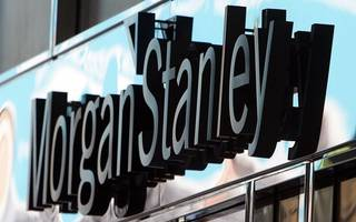 "Morgan Stanley holds up in ""subdued trading environment"""