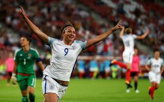 taylor emulates lineker as lionesses begin euros in style