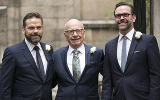 """open for business""? murdoch boys crank pressure up on minister on sky deal"