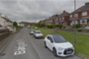 House fire in Belper sees one man rescued from flames which...