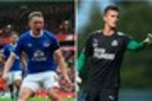 transfer talk: leeds, everton and middlesbrough all feature