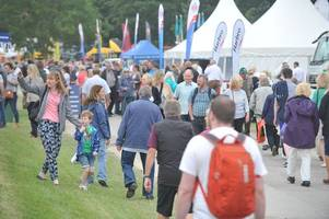 thousands flock to driffield show with horses from poldark, peaky blinders and victoria drawing in the crowds