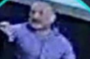 police hunt for this man after disorder in bedminster following bristol city v wolves game