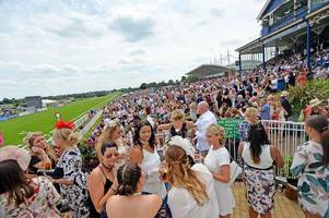 why ladies day at leicester racecourse is one of the biggest parties in town