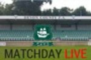 Devon FA XI v Plymouth Argyle LIVE: Match action and updates