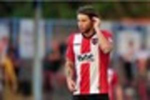 former plymouth argyle men turn out for exeter city in friendly...