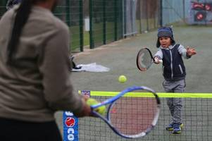 cheltenham tennis courts given facelift to inspire the next andy murray