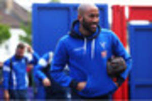 Crystal Palace star embraces change as work begins with third...
